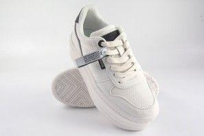 Zapato señora MUSTANG 69298 blanco