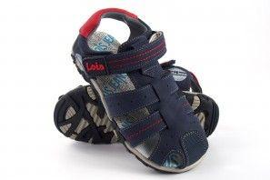 Sandalia niño LOIS 63069 azul