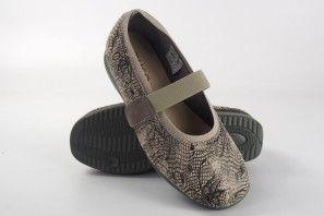 Zarte Füße Dame MURO 809 beige