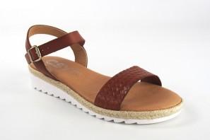 Sandale femme CO & SO 1102 cuir
