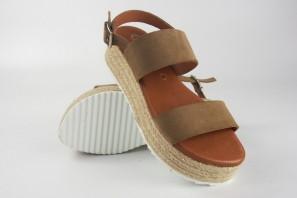 Sandale femme CO & SO 23021 beige