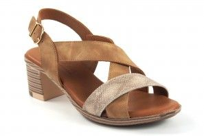 RELAX4YOU femme RELAX4YOU 552 cuir
