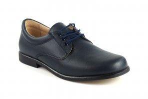 Zapato niño ANGEL MAÑAS 1811 azul