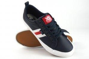 Zapato caballero XTI BASIC 34302 azul