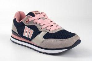 Zapato señora MUSTANG 69362 az.rosa