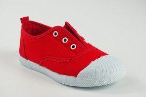 Toile enfant VULCA BICHA 625 rouge