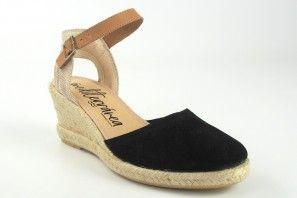 Zapato señora CALZAMUR 244 negro