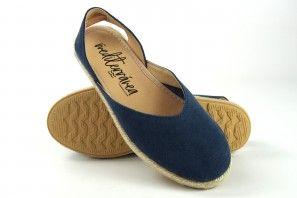 Zapato señora CALZAMUR 180 azul