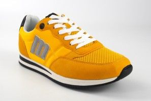 Zapato caballero MUSTANG 84086 mostaza