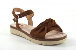 Sandale femme MUSTANG 58693 cuir