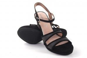 Sandalia señora MARIA MARE 67709 negro