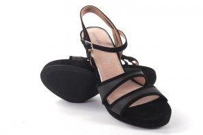 Sandale femme MARIA MARE 67709 noir