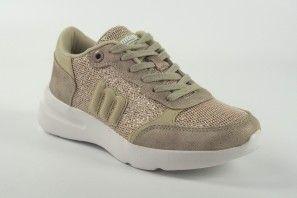 Zapato señora MUSTANG 69097 platino