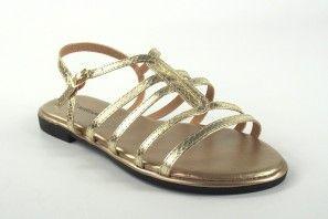 Sandale femme MARIA MARE 67746 platine