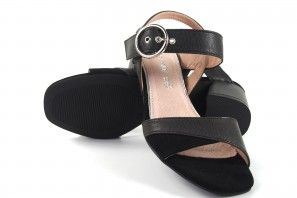 Sandalia señora MARIA MARE 67705 negro