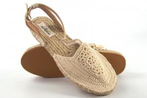 Zapato señora ISTERIA 20086 beig