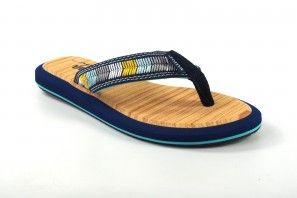 Playa señora JOMA lanzarote 2003 azul