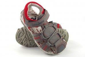 Sandalia niño LOIS 46129 gris