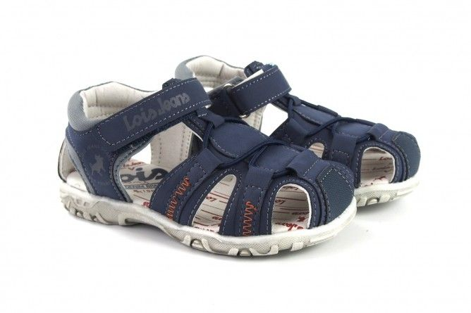 Sandalia niño LOIS 46129 azul