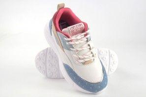 Zapato niña LOIS 63074 bl.azu