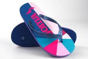 Playa señora JOMA surf 2003 azul