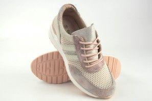 Zapato señora AMARPIES 17102 aft salmon