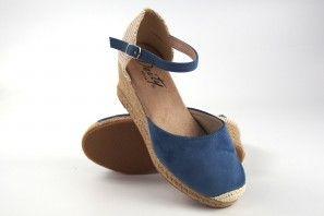 Zapato señora DEITY 17416 ycx azul