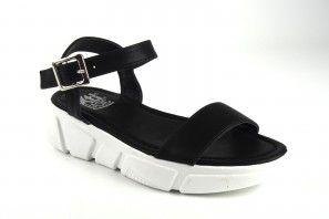 Sandale femme XTI BASIC 34300 noir