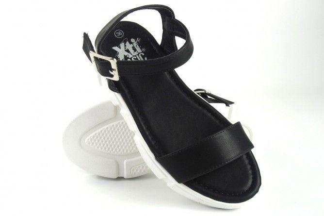 Sandalia señora XTI BASIC 34300 negro