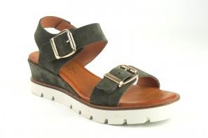 Sandale femme CO & SO ba022 kaki