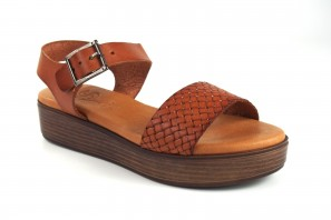 Sandale femme CO & SO du400 cuir