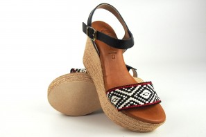 Sandale femme CO & SO sd001 ne.roj