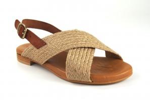 Sandale femme CO & SO 6024 beige