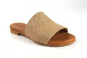 Sandale femme CO & SO 6050 beige