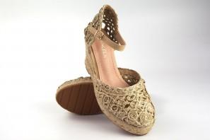 Chaussure femme D'ANGELA 17570 dko beige