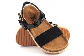 Sandale fille XTI KIDS 57210 noir