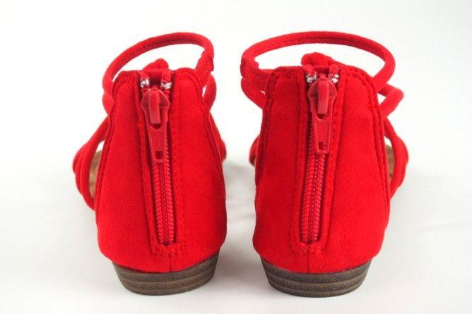 Sandalia niña XTI KIDS 57108 rojo