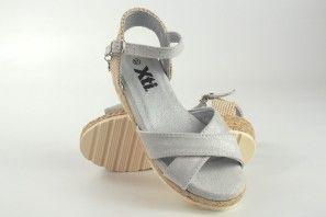 Sandale fille XTI KIDS 57188 argent