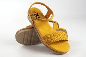 Sandale fille XTI KIDS 57193 moutarde