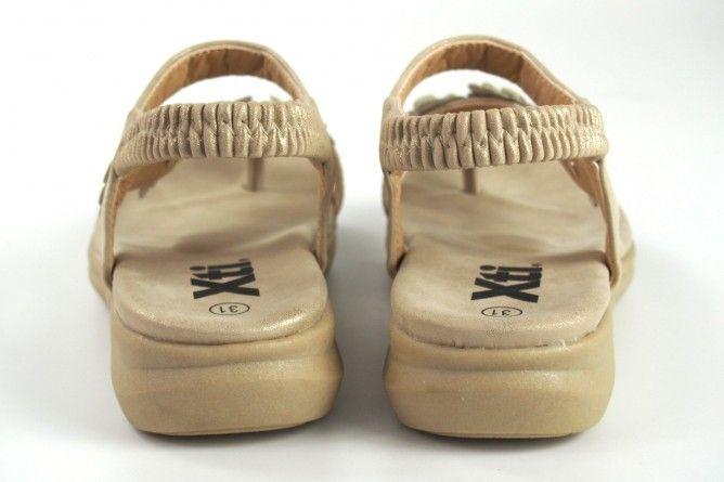 Sandalia niña XTI KIDS 56676 oro