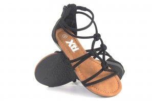 Sandale fille XTI KIDS 57108 noir