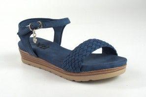 Sandale fille XTI KIDS 57193 bleu