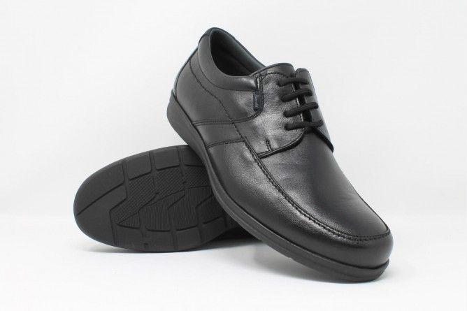 Zapato caballero BAERCHI 3802 negro