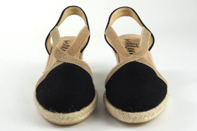 Zapato señora CALZAMUR 248 negro