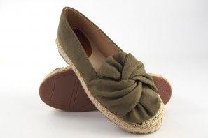Zapato señora BEBY 19864 kaki