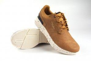 Zapato caballero SWEDEN KLE 203533 tostado