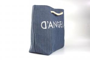 Accessoires pour femmes D'ANGELA 17740 dlx bleu