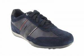 Zapato caballero GEOX u52t5c azul