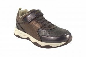 Chaussure fille GEOX j04cmb taupe