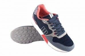 Zapato señora MUSTANG 69441 az.rosa